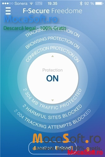 F-Secure Freedome VPN GRATUIT