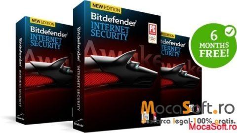 Bitdefender Internet Security 2014 – 6 luni Gratuit / Promotie noua