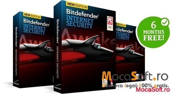 Photo of Bitdefender Internet Security 2014 – 6 luni Gratuit / Promotie noua