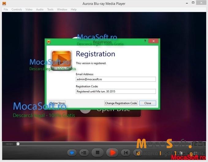 Aurora Blu-ray Media Player - Serial   Licenta Gratuita | Descarca