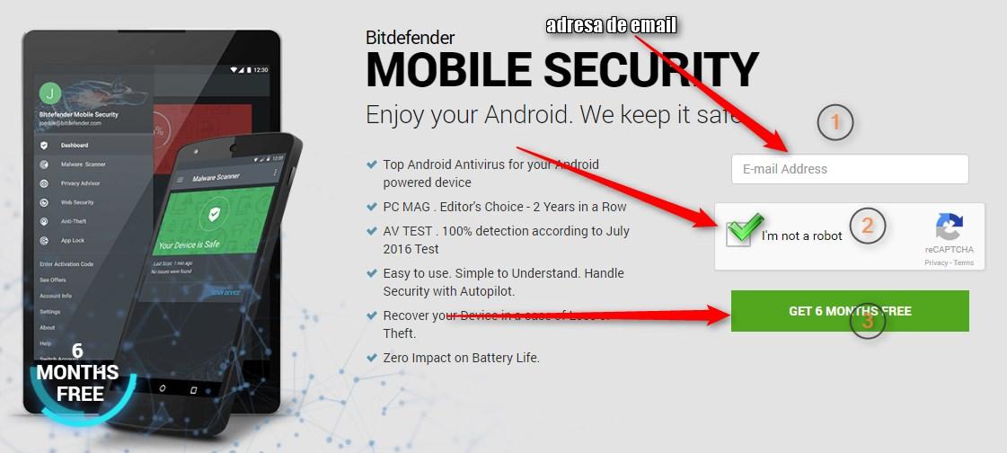bitdefender mobile security antivirus pentru android descarca gratuit licenta serial 6 luni. Black Bedroom Furniture Sets. Home Design Ideas