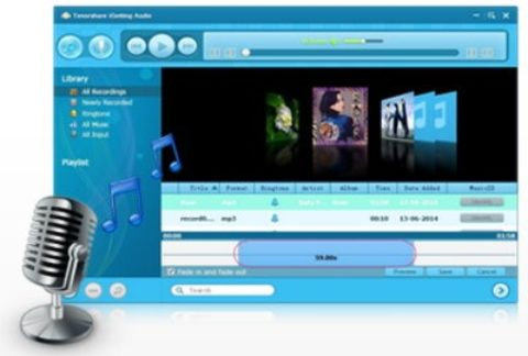 Descarca Tenorshare Igetting Audio Gratuit (promotie oferita de Softpedia)