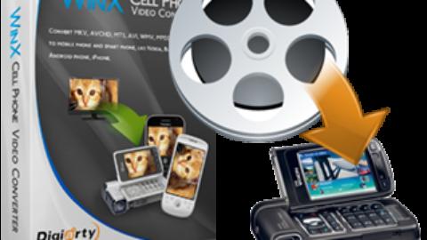 WinX Mobile Video Converter – Licențe gratuite