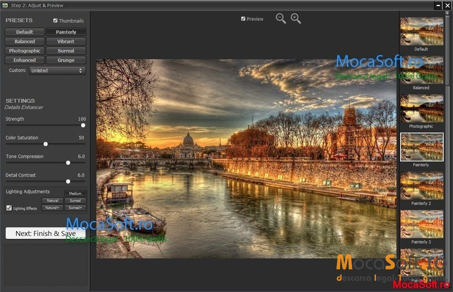 Photomatix Essentials 4 Versiune Full - pentru Windows si Mac