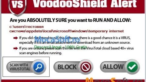 Descarca VoodooShield – Gratis pentru 1 an