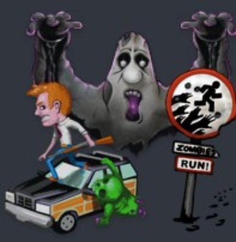 Descarca gratuit jocuri Premium pentru Android: The Spookening, Organ Trail si Zombies Run! 5k Training