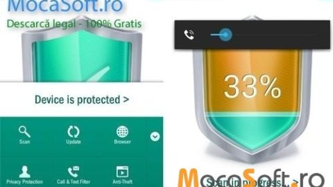 Kaspersky Internet Security Pentru Android Gratis 1 An / serial key