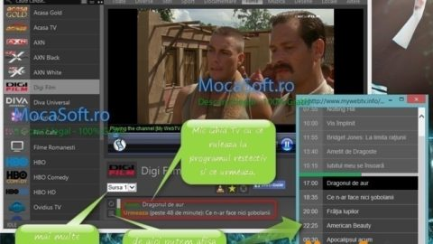 Tv Online Romania Pentru Windows si Android