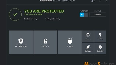 Bitdefender Internet Security 2019 – Licenta Gratis
