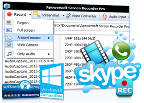 Apowersoft Screen Recorder Pro Licenta Gratis