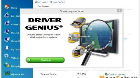 Driver Genius 12 Professional Edition – Licenta / Serial Gratis