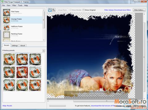 Filter Forge 7 – Licenta Gratis (Photoshop plugin)