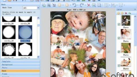 Picture Collage Maker Gratuit Versiune Full (Serial Key – Win & Mac)
