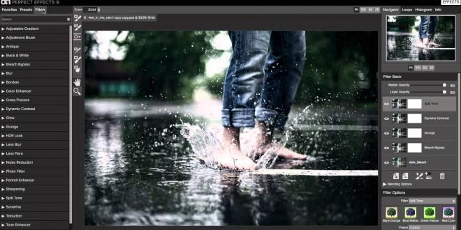 Perfect Effects 9.5 Premium Edition Licenta Gratis