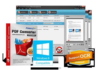 Aiseesoft PDF Converter Ultimate Cod de inregistrare 1 an