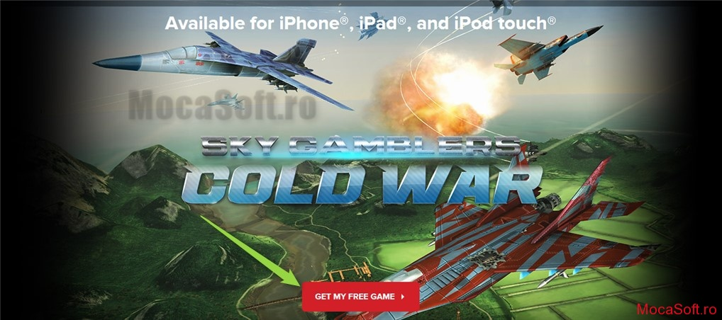 Photo of Descarca Gratis Jocul Sky Gamblers: Cold War Joc pentru iOS ( iPhone, iPad, iPod Touch)