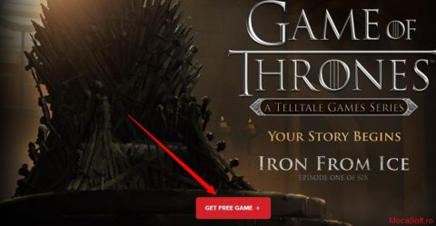 Game of Thrones first episode –  Gratuit pentru iPhone,iPad, Android