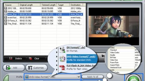Leawo Video Converter – Licenta Gratis / Serial