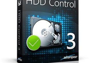 Photo of Ashampoo HDD Control 3 Licenta Gratis / serial key