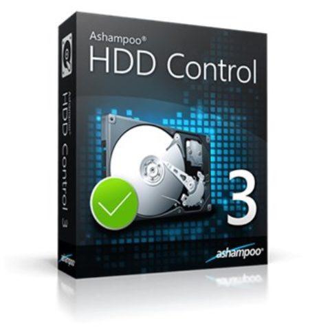 Ashampoo HDD Control 3 Licenta Gratis / serial key