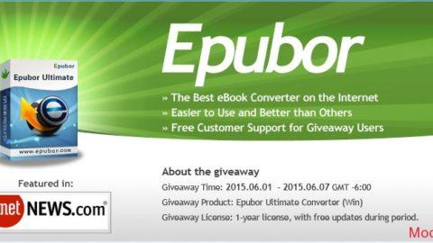 Epubor Ultimate Converter – Licenta Gratis