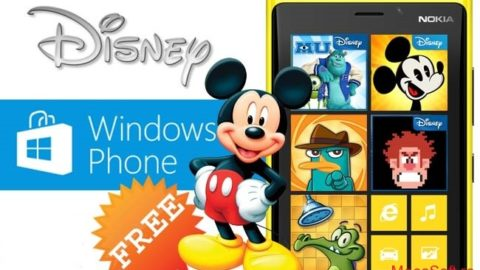 Jocuri Gratis De La Disney – Pentru Windows 8 & Windows Phone
