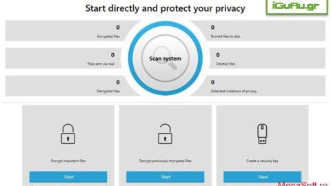 Licenta Gratis pentru Ashampoo Privacy Protector