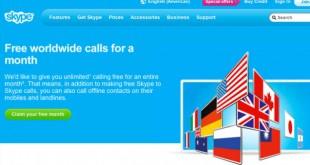 Skype Unlimited Worldwide - Suna Gratuit Pe Skype 1 Luna