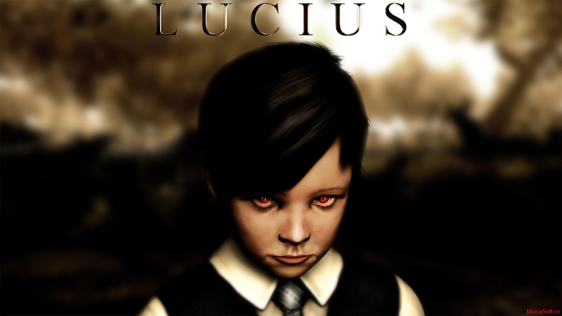 Lucius PC Game - Steam Key GRATIS