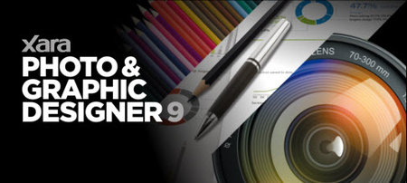 Xara Photo & Graphic Designer 9 - Licenta Gratis