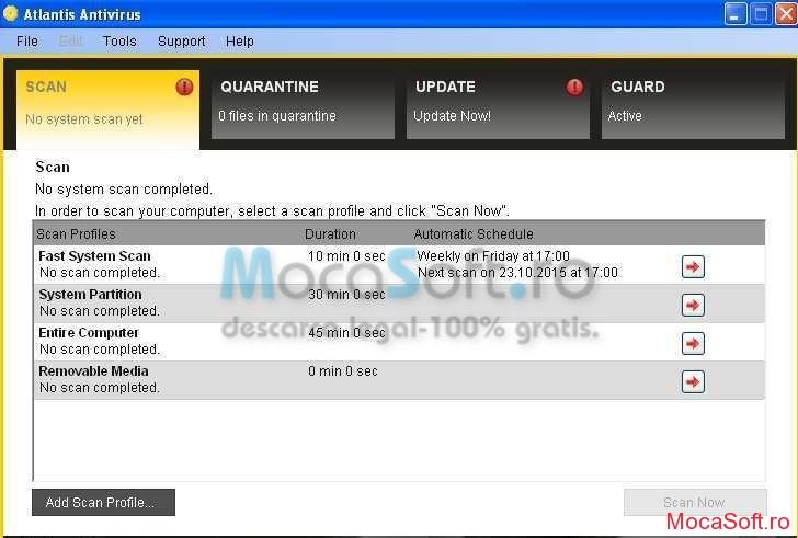Atlantis IKARUS Antivirus Gratuit 1 An Serial key