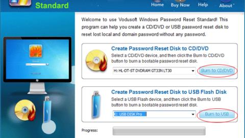 Windows Password Recovery Tool Standard Descarca Gratis/Full