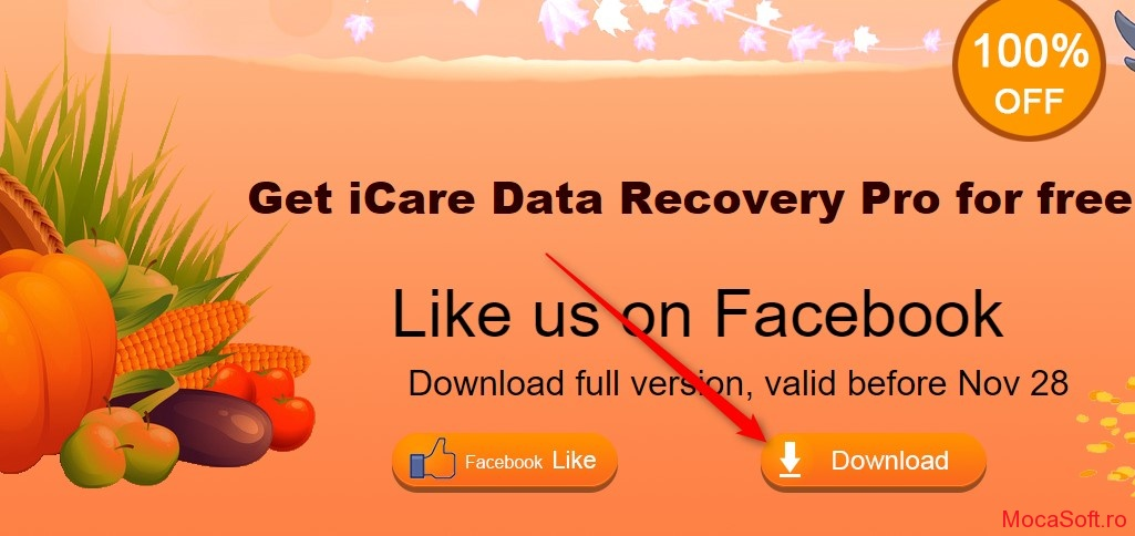 iCare Data Recovery Pro - Licenta Gratis