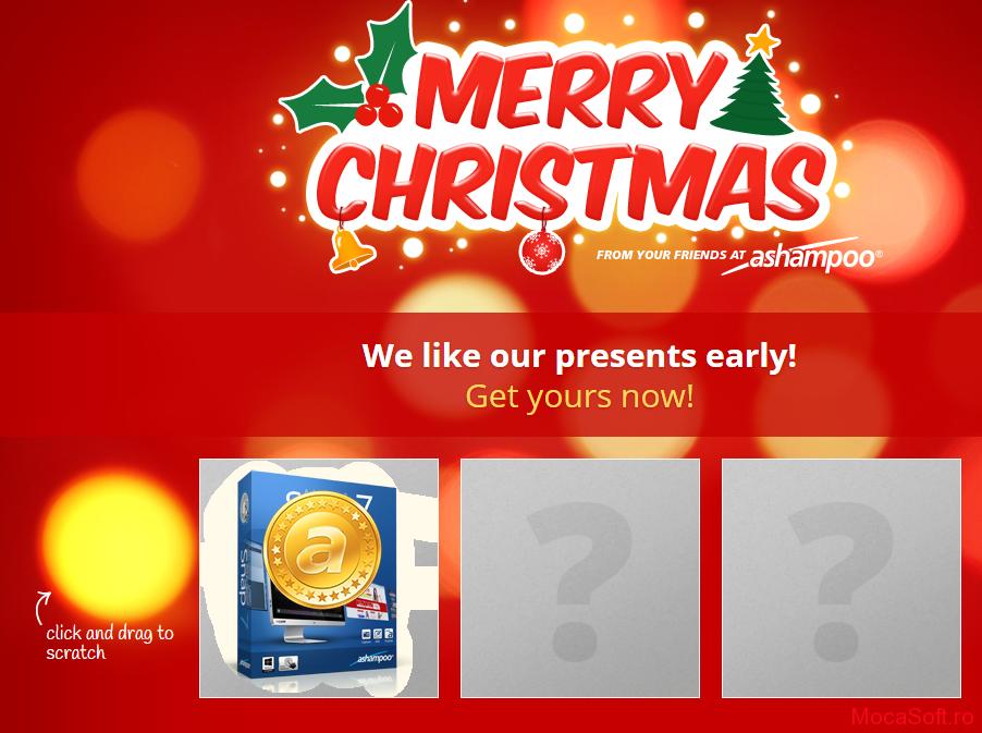 Ashampoo Christmas lottery - Loteria de Craciun