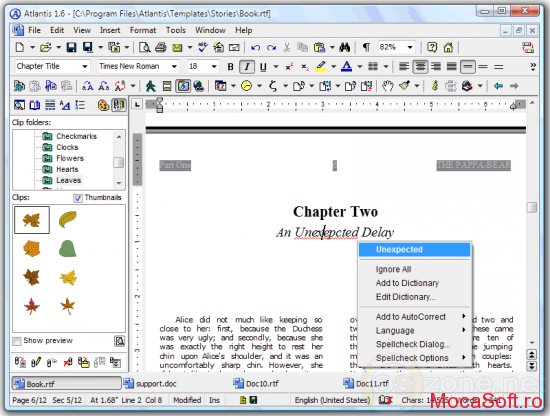 Atlantis Word Processor 1.6.6