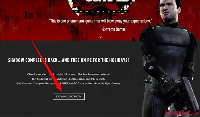 Shadow Complex Remastered Joc Gratuit pentru PC
