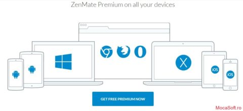 ZenMate Premium – Gratis