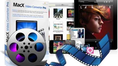 MacX Video Converter Pro Licenta Gratis (Mac OS)
