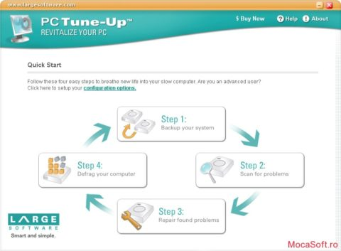 PC Tune-Up 2016 – Licenta Gratis