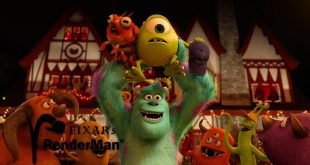 RenderMan Gratuit de la Pixar
