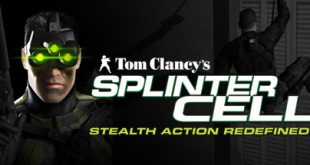 Tom Clancy's Splinter Cell coperta
