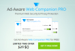 Ad-Aware Web Companion PRO Licenta Gratis