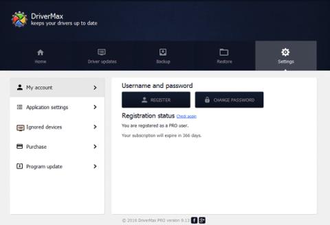 DriverMax PRO – Licență Gratis Pentru 1 An