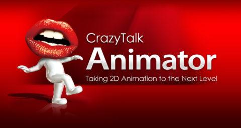 CrazyTalk Animator 3 Standard – GRATUIT