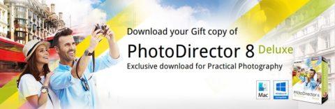 PhotoDirector 8 Deluxe – Licenta Gratis