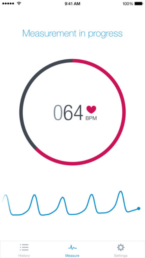 Runtastic Heart Rate Monitor & Pulse Tracker PRO Pentru IOS – GRATUIT