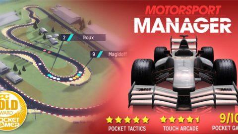 Motorsport Manager – Joc Full Gratuit pentru Android
