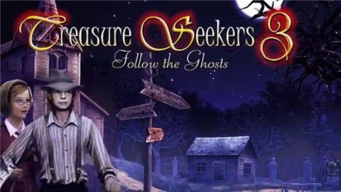 Treasure Seekers 3: Follow the Ghosts – Joc Gratuit Pentru IOS