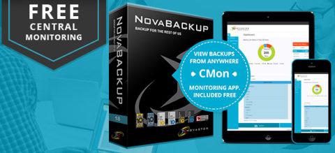 NovaBACKUP PC v17 – Licenta Gratis