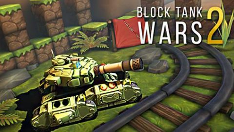 Block Tank Wars 2 Premium-Joc Full Android